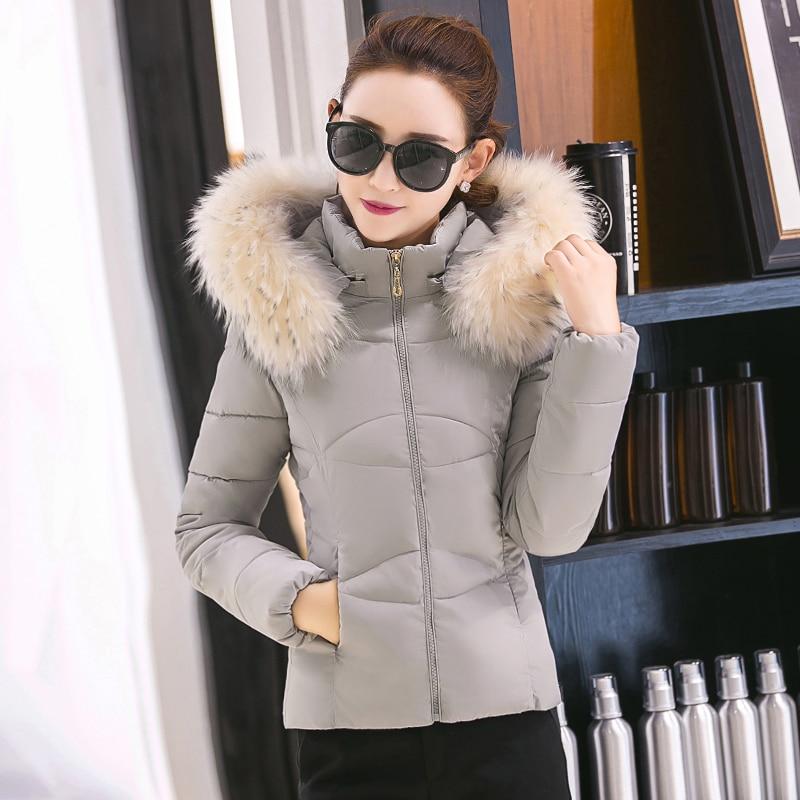 ФОТО TX1126 Cheap wholesale 2017 new Autumn Winter Hot selling women's fashion casual warm jacket female bisic coats