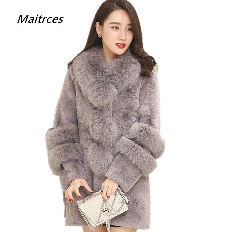 Coat Faux Snap Female