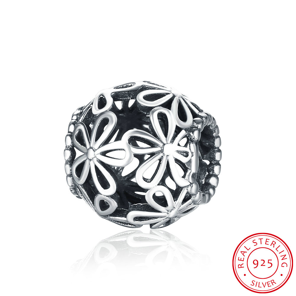 925 Sterling Silver Charms Beads Jewelry Making ...