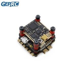 Image 2 - Geprc安定したプロF7 デュアルbl 35A flytower/安定したV2 F4 フライトコントローラ + 35A /30A esc + 5.8 グラム 500mw vtxためfpvレースドローン