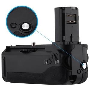Image 4 - Vg C1Em pil kulbu yedeği Sony Alpha A7/A7S/A7R dijital Slr fotoğraf makinesi WorkMulti güç pil paketi değiştirme