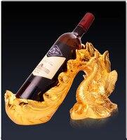 الأوروبية الحديثة النبيذ زفاف الحاضر المنزلية المقالات تأثيث والزينة الطاووس النبيذ برواري