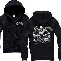 MORTICIAN ZOMBIE Brutality Heavy Metal Death Metal MusicTop New Hoodie