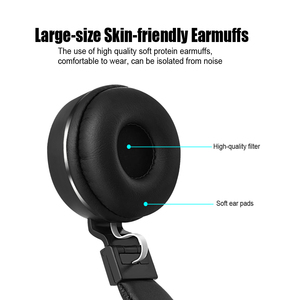 Image 3 - סרט באיכות גבוהה מתקפל אוזניות אוזניות סטריאו סטריאו Hi Fi אוזניות למחשב MP3/4 ספורט טלפון נייד אוזניות עם מיקרופון כבל שליטה
