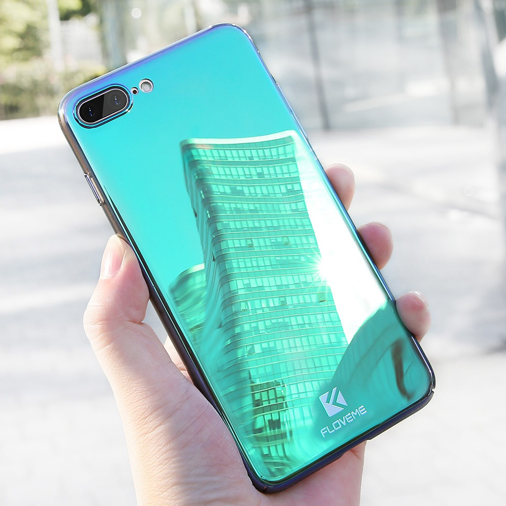 FLOVEME Mirror Case For iPhone 6 6s 7
