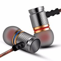 Brand Earphone KZ ED Super Bass Earbuds Noise Isolating Stereo HiFi Headset With Microphone For Mobile
