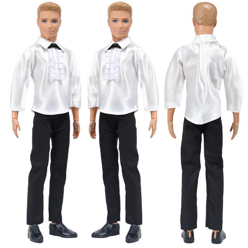 Vestido Store RopaTraje Barbie Formal Muñeca Para Blog Novia Ken De GVSpLzqMU