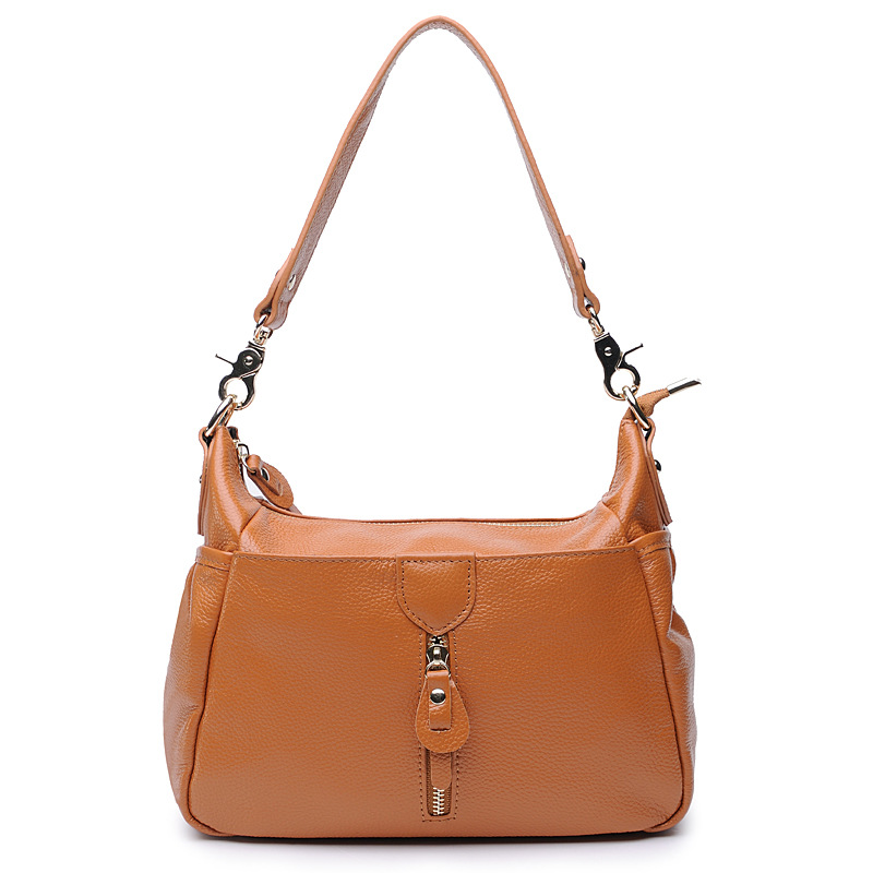 4colors brand women handbag genuine leather tote bag female classic shoulder bags cow leather ladies handbags messenger bag цена