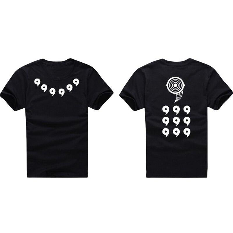 New Anime Naruto T shirt Ootutuki Hagoromo Cosplay T Shirt Fashion Men Women Cotton Tops Tees