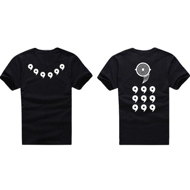 New Anime Naruto T-shirt Cosplay