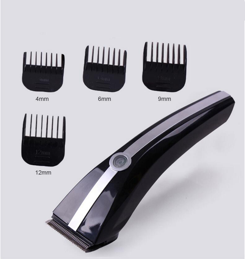 Full Waterproof Rechargeable Hair Clipper Electric Cordless Hair Trimmer Trimer Beard Razor Shaver for Men&Baby Haircut Борода