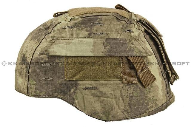 Helmet Cover helmet cloth Ver2 for MICH helmet TC-2000 ACH (Multicam ATFG ACU CB AT TAN) 2