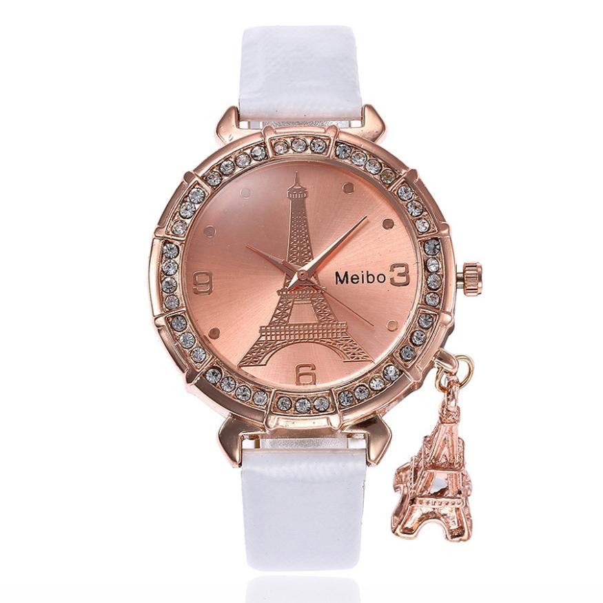 TZ#5/22 Fashion Women Bracelet Watch Qua