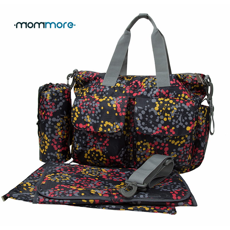 mommore Multifunctional Bolsa Maternidade Baby Diaper Bag Baby Nappy Bag Mummy Maternity Bag Lady Handbag Messenger Bag Diaper insular multifunctional bolsa maternidade baby diaper bag for mum nappy bag for stroller maternity bag lady handbag backpack
