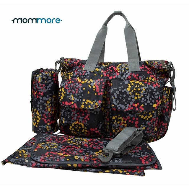 41af47dd9f25 mommore Multifunctional Bolsa Maternidade Baby Diaper Bag Baby Nappy Bag  Mummy Maternity Bag Lady Handbag Messenger Bag Diaper