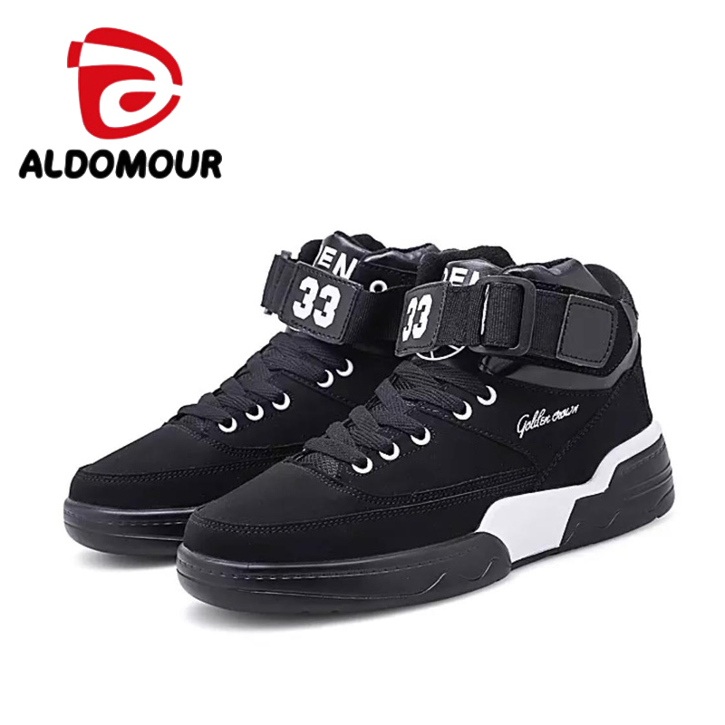 ALDOMOUR New Arrival Anti-Slippery skateboarding shoes Male back to the  future Woman Sneakers Casual 266ceaccaa55