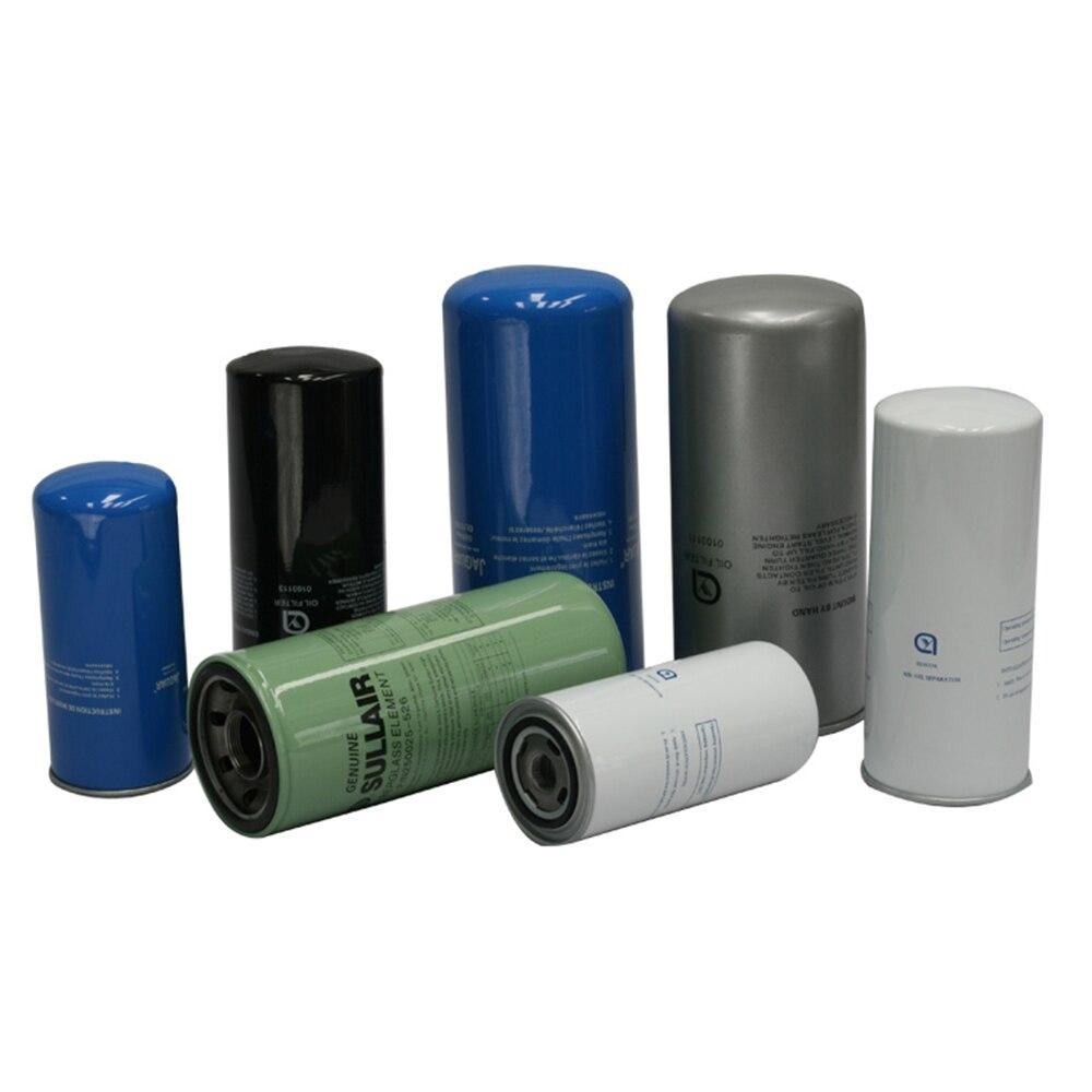 Filtre à huile de remplacement 1625480000 pour pièces de compresseur d'air Atlas Copco 1625-4800-00 - 4