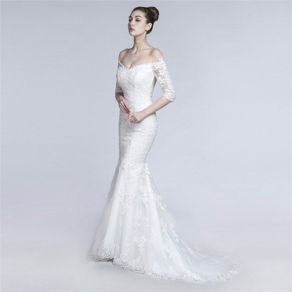 Bruidsjurk uit china
