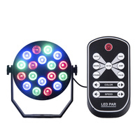 Remote LED holiday party light sound control Ambient Lights colorful lighting effect stage lamp with DMX512 disco lighting Xmas