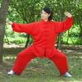 17 colors)Unisex Tai chi clothing cotton rayon Taijiquan clothes martial arts clothing wushu uniform kids adults morning suit