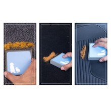Pet Dog Cat Hair Cleaner Remover Tool Massage Clean Hair Brush Wool Pet Cleaner Dog Cat Bath Comb Pet Dog Accessories 1Pc