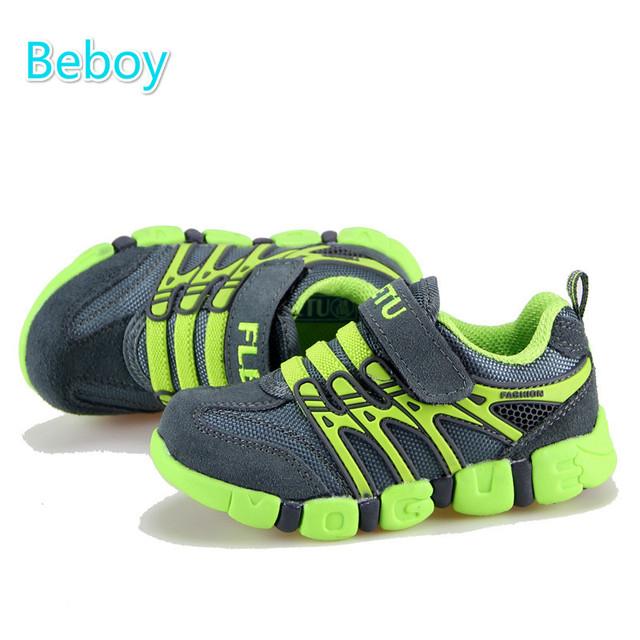 Niñas y Niños elegantes Zapatos Para Caminar de Malla Transpirable Unisex Niños Zapatillas de Deporte Zapatos de Deporte Adolescentes Niño Resistente/Pequeño o Grande Kid
