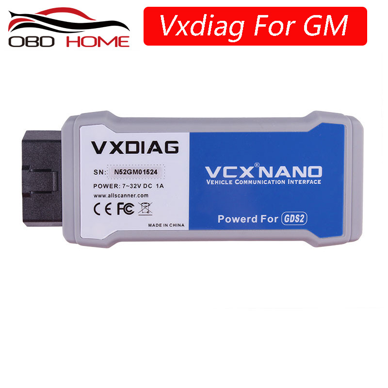 VXDIAG with USB WIFI VXDIAG forgm for opel VXDIAG VCX NANO Multiple GDS2 and TIS2WEB Diagnostic
