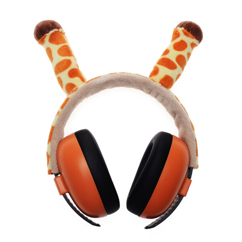 Workplace Safety Supplies Back To Search Resultssecurity & Protection Child Hearing Protector Anti-noise Soft Earmuffs For Kids Noise Reduction Ear Protection Earmuff Sleeping