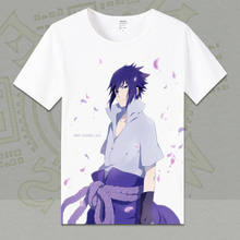 Naruto Short Sleeve Cotton T-shirt