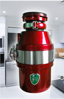 Бытовой обработчик пищевых отходов кухонный мусор утилизация дробилка 450 Вт шлифовальный станок из нержавеющей стали пищевого шлака дроби