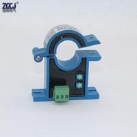 25mm diameter DC 100A,200A,500A,800A,1000A Clamp CT retractable current converter 4 20mA DC split core DC ampere transmitter