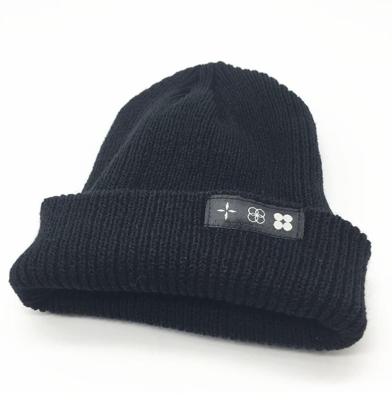 ALLKPOPER 2017 Hats & Caps Men Cotton BTS beanie Cap Women Beanie K-pop Hip Hop Hat Knit Skullies & Beanies Gorro Bone Bonnet