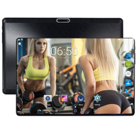 2019 Hot 2.5D Glass 10 inch tablet 8 Core 4GB RAM 64GB ROM 4G FDD LTE 1280x800 Dual SIM Card Android 8.0 Tablet 10.1 Laptop