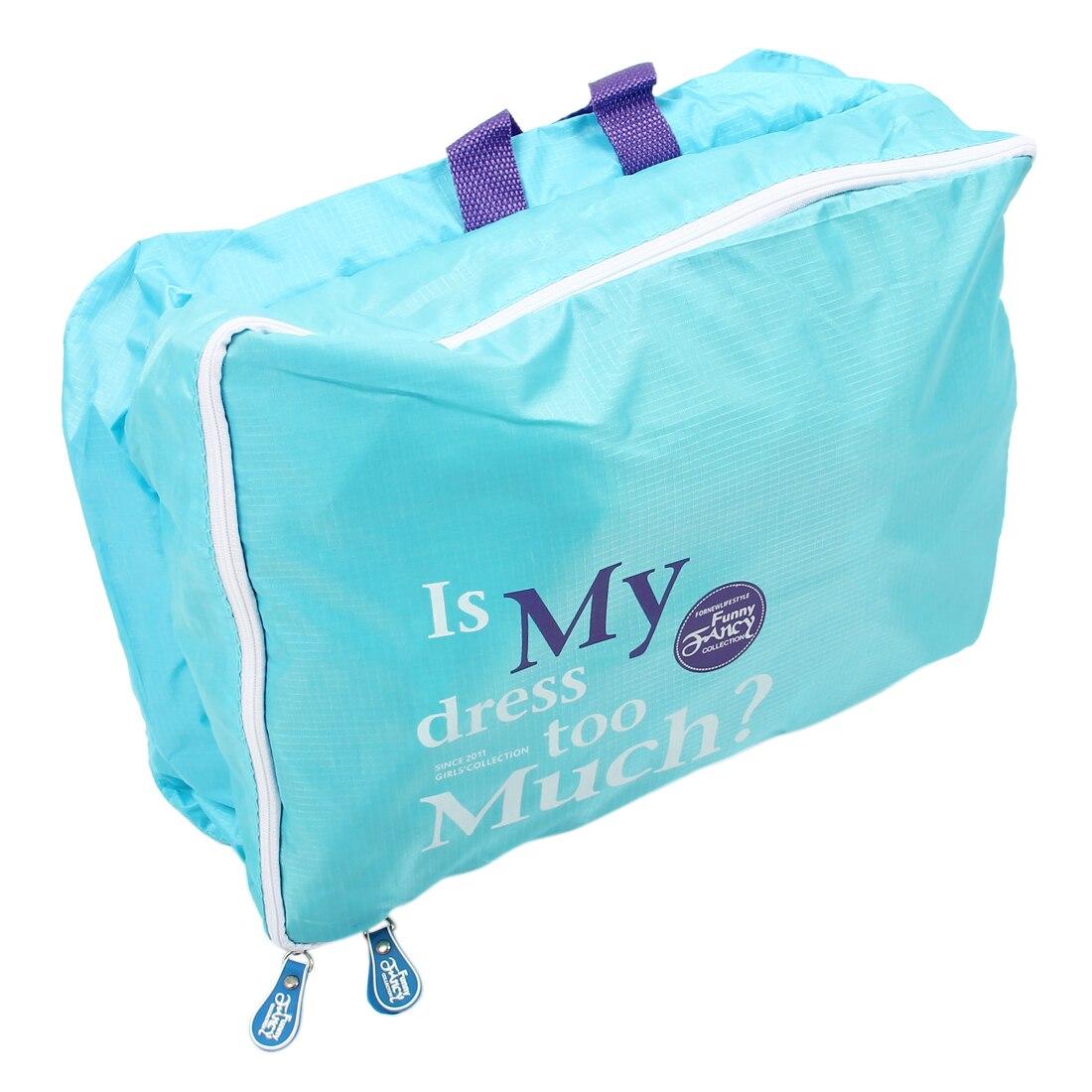 Wujiantao одежда держит мешок должны путешествовать корпус сумка
