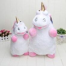 56cm Catoon film anime Despicable Me 2 Movie Minions Evil Unicorn Plush Stuffed Toy doll model