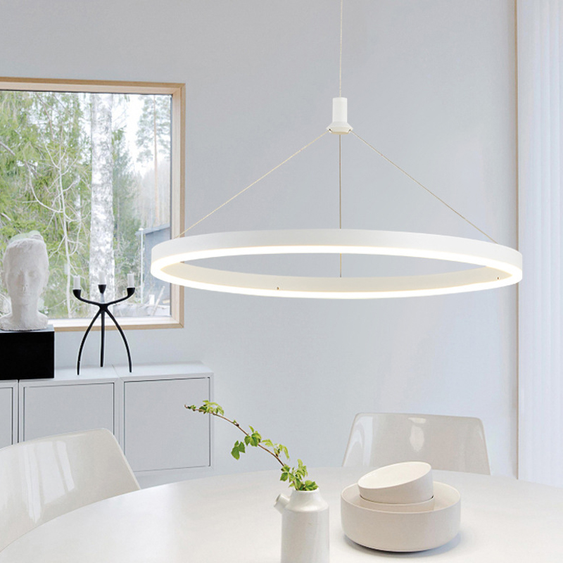 modern led pendant lights indoor home moderne hanging lamp for dining room kitchen restaurant lighting suspension luminaire metal pendant lights avize luminaire e27 220v for decor home lighting pendant lamp lustre moderne living room dining lamp