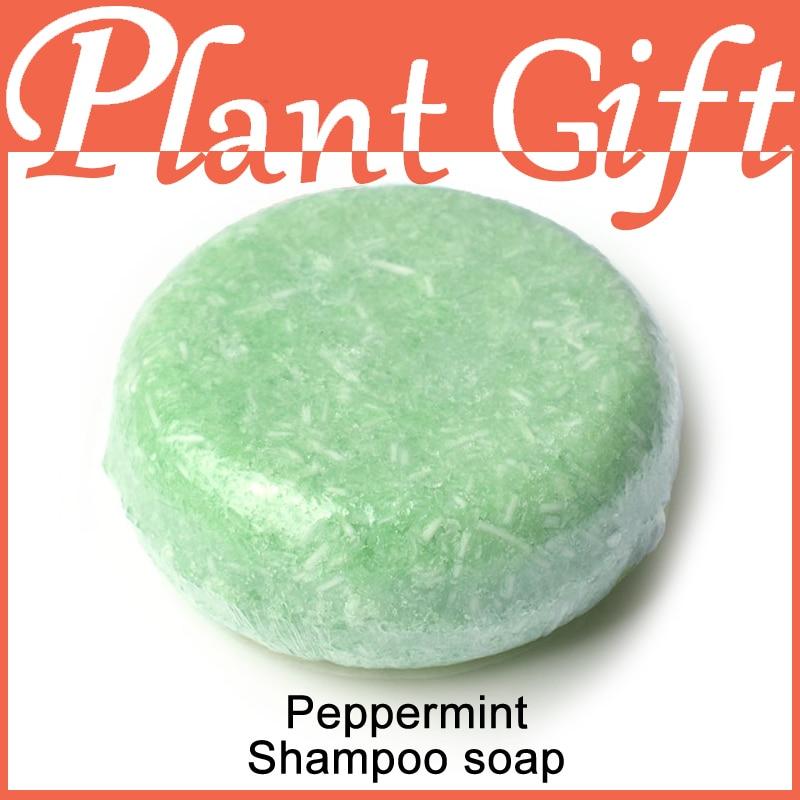 55g Professional font b Fragrances b font font b Deodorants b font Natural Peppermint Oil Shampoo