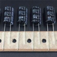 10 pces 22 uf 160 v suncon (sanyo) faz série 10x16mm 160v22uf baixa impedância alumínio capacitor eletrolítico