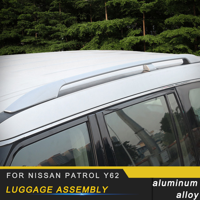 Auto Car-styling Luggage Assembly Exterior Accessories for Nissan Patrol Y62