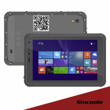 8 pulgadas 4 GB/64 GB windows 10 pro 4G LTE Tablets PC industrial robusto