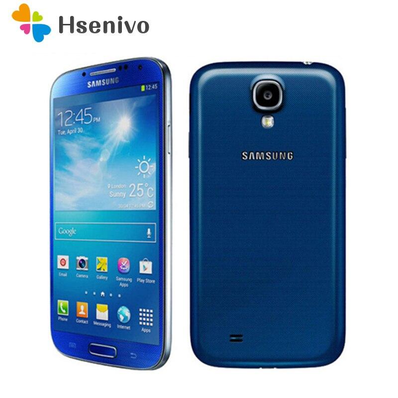 Samsung S4 Renoviert-Original Samsung Galaxy S4 i9500 Telefon Quad Core 2GB RAM 16GB ROM 5,0