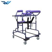 Алюминиевый сплав колесная ходьба рама walker rollator подвижные средства для инвалидов