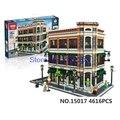 4616 Unids LEPIN Experto Creador Starbucks Café librería Compatible Con Legoe Kits de Edificio Modelo Niños de Juguete de Regalo de Cumpleaños