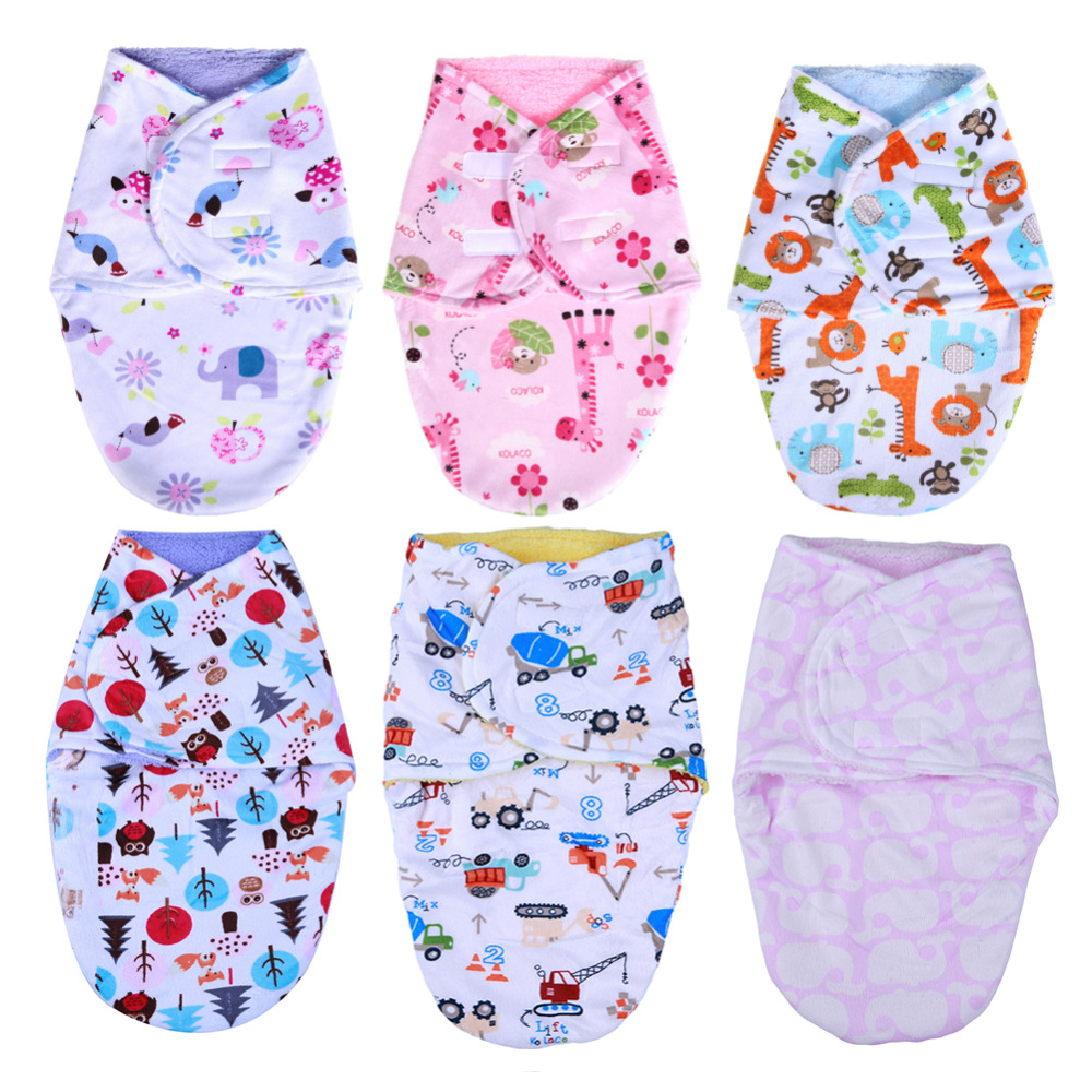 Winter Envelope for Newborns Baby sleeping bag Wrap Swaddling Blanket Envelope in a stroller Sleeping Sack for Newborn