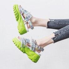 Г., новые летние босоножки на платформе женская обувь зеленого и черного цвета 6,5 см каблук, шнуровка, танкетка, массивная женская обувь