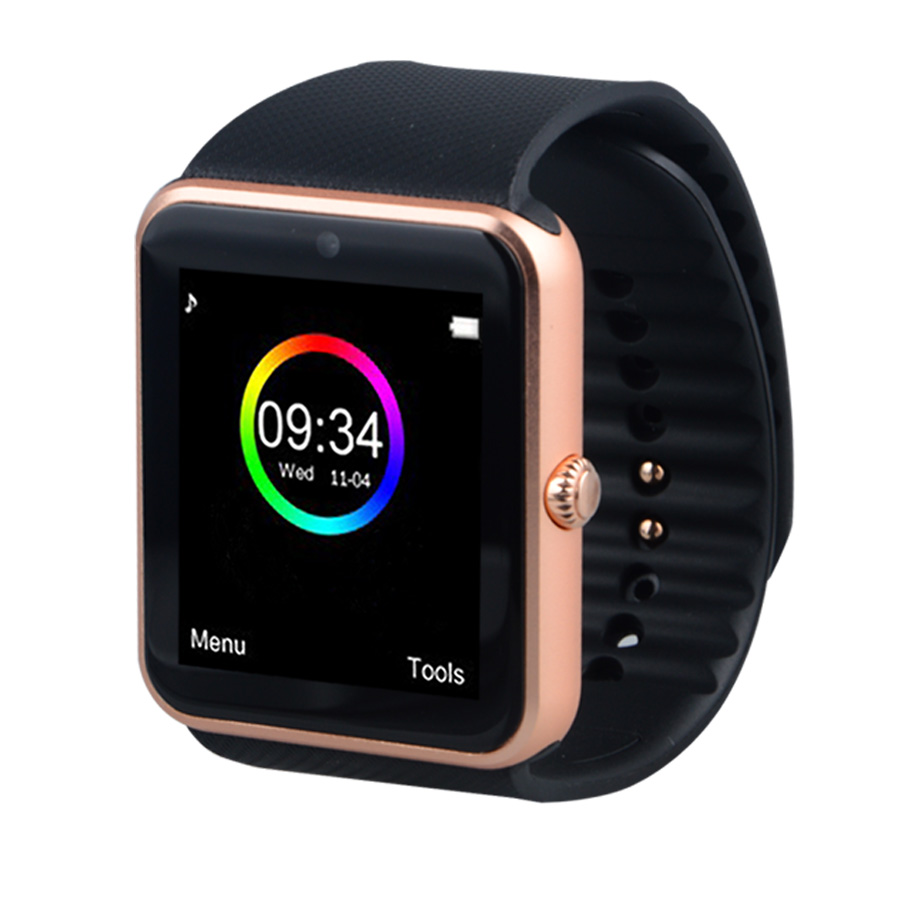 TUFEN GT08 Bluetooth Smart font b Watch b font Fashion Square Smartwatches Support SIM Card TF