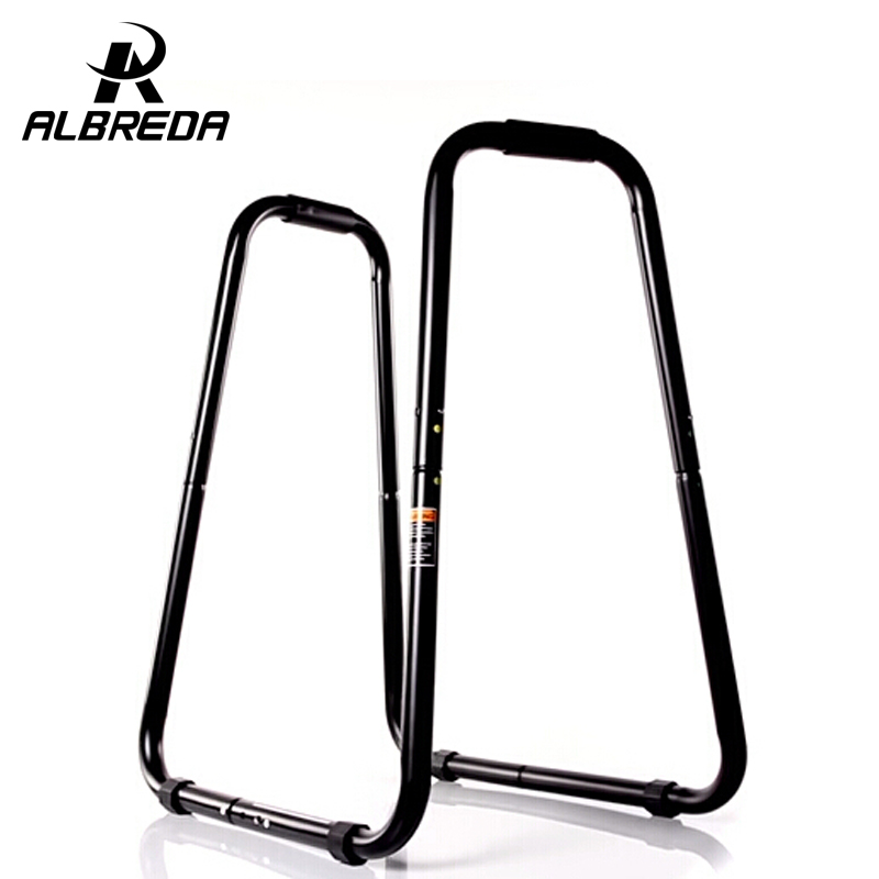 albreda new dip bar by ultimate body press indoor fitness equipment