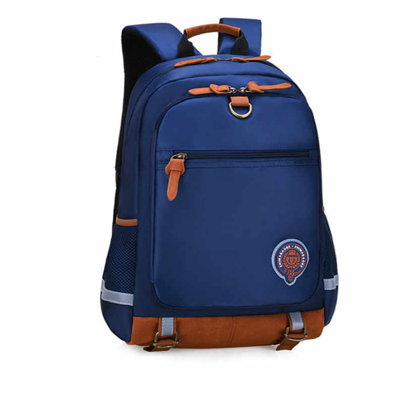waterproof children School Bags boys Kids Backpacks Girls Primary School Backpack Schoolbag Orthopedic Backpacks Mochila Escolar