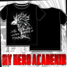 Anime JK My Hero Academia Cosplay Costume Shirt High Quality All Might T-Shirt Tops Tee tshirt t shirt Women Men Short Sleeve