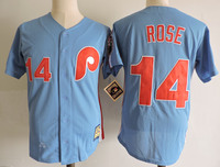 MLB Men S Philadelphia Phillies Mike Schmidt Pete Rose Jerseys